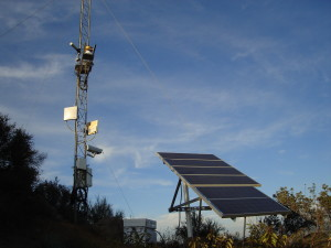 Solar Powered Cell Towers